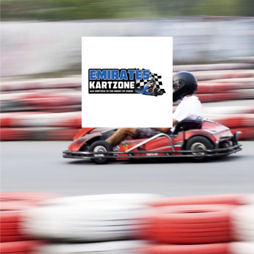 Emirates Kart Zone – 50% off go karting for all the family