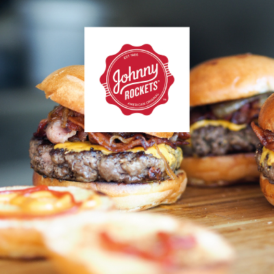Johnny Rockets – 50% Off Total Food Bill At Johnny Rockets